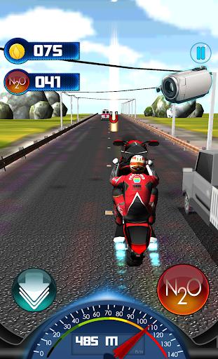 Moto Drag Racer Super Fast 3D