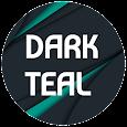 Dark Teal for LG V20 - LG G5 Icon