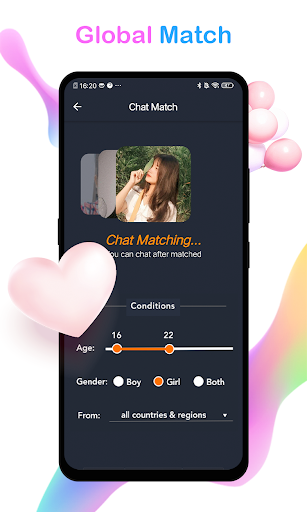 WOMO-Online Chat und Dating App für kostenlose Screenshots 1