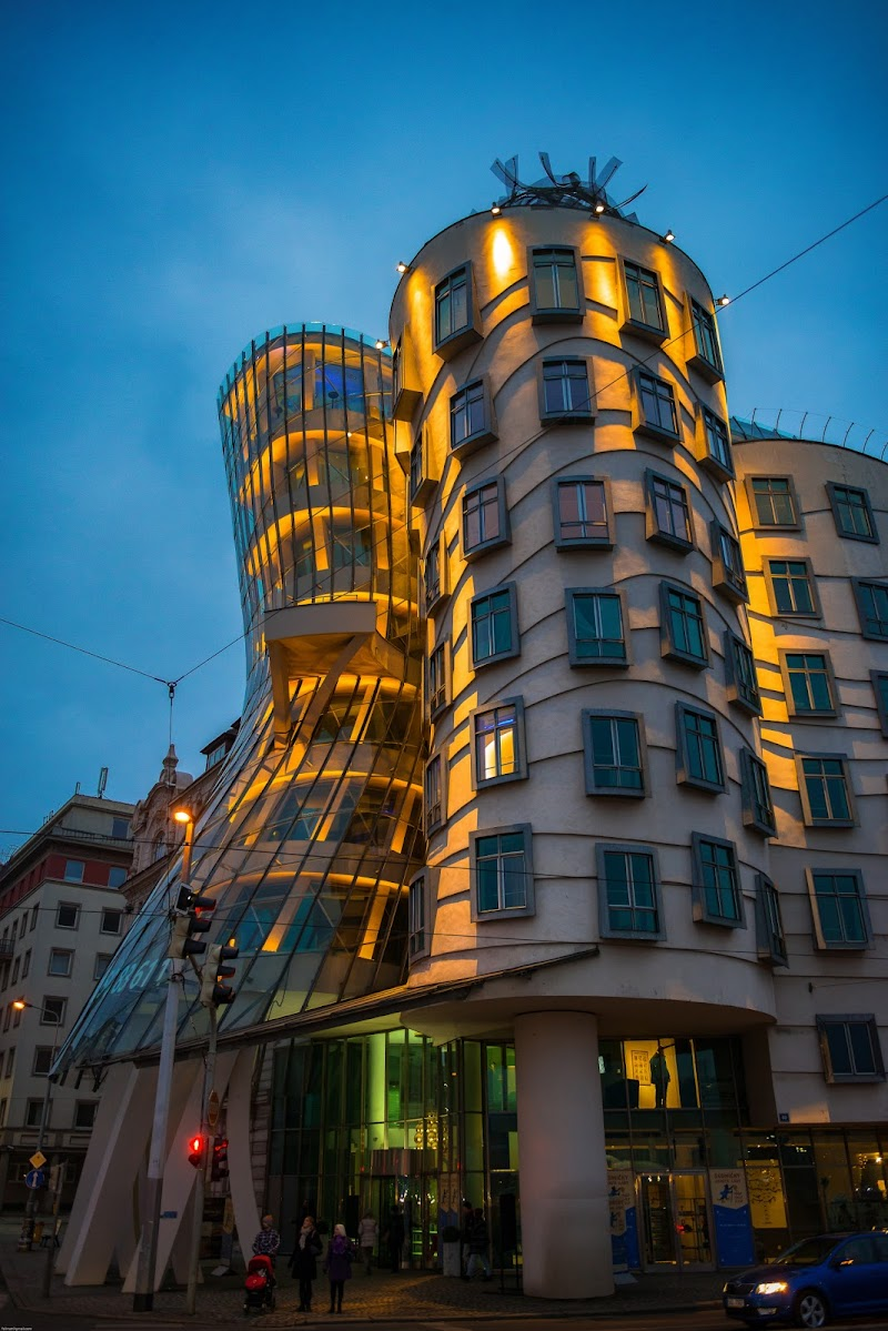 The dancing house, Prague di Matteo Faliero