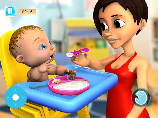 Mother Life Simulator Game 5.3 Screenshots 12
