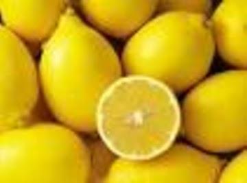 Lemons Lemons and Lemons