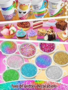 Glitter Coffee – Make The Most Trendy Food 2