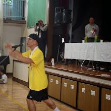 Photo: 島口ラジオ体操 イチ ニー サン・・・・