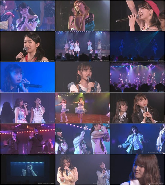 (LIVE)(720p) AKB48 チームB 「ただいま 恋愛中」公演 加藤玲奈 生誕祭 Live 720p 170808