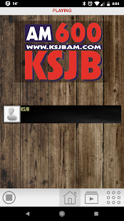AM 600 KSJB- screenshot thumbnail