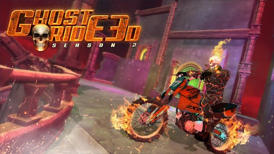 Ghost Ride 3D Season 2 1.6 MOD (Unlimited Money) 10