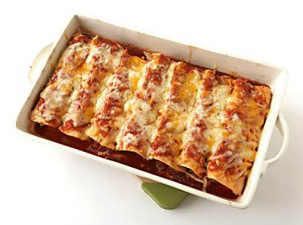 Loaded Enchiladas