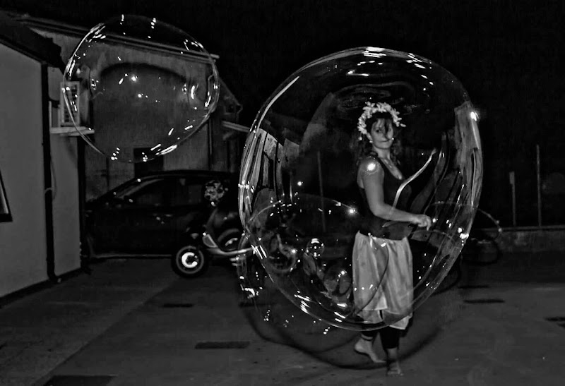 Inside a bubble di Claudia84