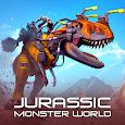 Jurassic Monster World: Dinosaur War 3D FPS icon