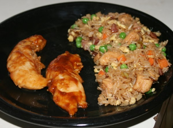 Chicken Fried Rice!! Recipe