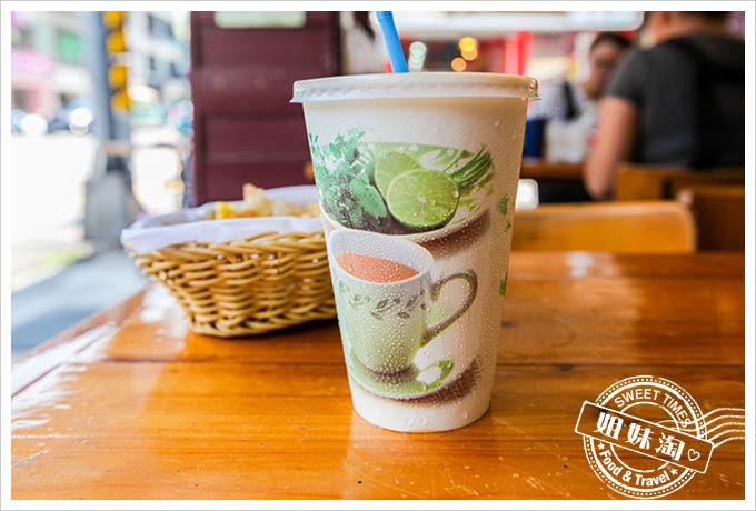 貓城南洋風食錫蘭鮮奶茶
