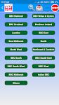 screenshot of All BBC Radio & UK Radio , Radio UK Live Stations