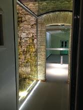 Photo: Passerelle vers l'espace Atelier