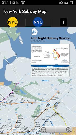 Google Subway Map Nyc.New York Subway Map Nyc Metro By P Ung Google Play United States