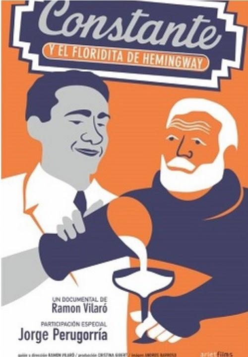 Constante y el Floridita de Hemingway