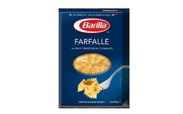 Garlic Pasta With Peas And Pancetta Recipe