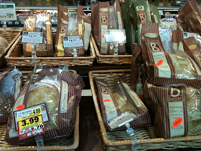 Photo: I always check what flavor breads are on sale for the week.