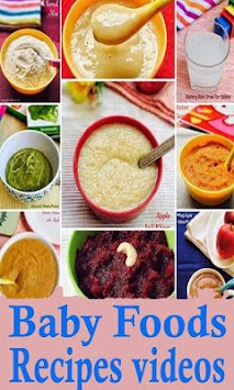 Baby food recipes videos apk latest version download free baby food recipes videos poster baby food recipes videos poster forumfinder Gallery