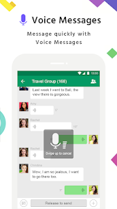 MiChat – Free Chats & Meet New People 7