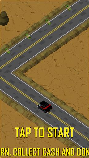 ジグザグ車の運転