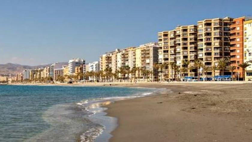 Playa de El Zapillo, Almería, Plan de Contingencia.