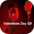 Valentine's Day Gif Animated icon