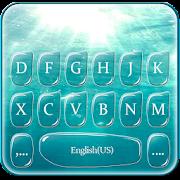 App Blue Sunshine Water Keyboard Theme APK for Windows Phone