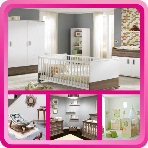 Ideas de diseño de muebles de cuarto de niños - Aplicaciones en ...