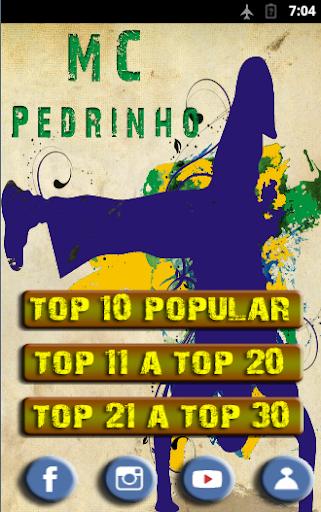 MC Pedrinho palco 2016