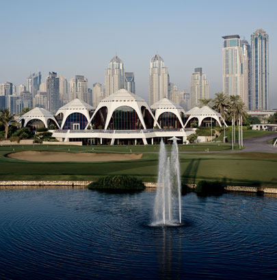 Photo Emirates Golf Club
