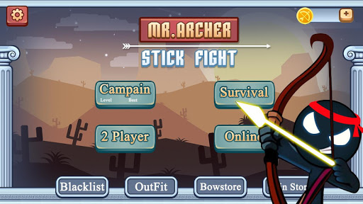 Mr Archer - Archeroo screenshot 4