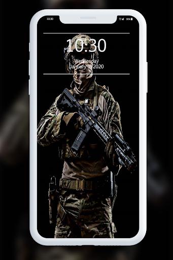 Army Wallpaper 1.0 screenshots 2