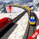 Impossible Euro Train Driving Simulator : 3D City Icon