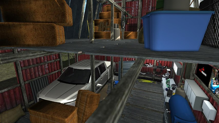 android Fix My Truck: Offroad Pickup Screenshot 5