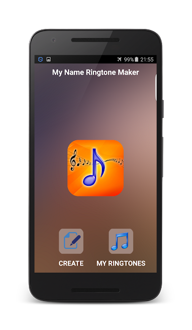 #2. My Name Ringtone Maker (Android)