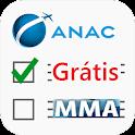 Simulados ANAC - MMA - Grátis icon