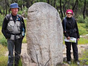 Photo: menhir plus massif dels Estanys I