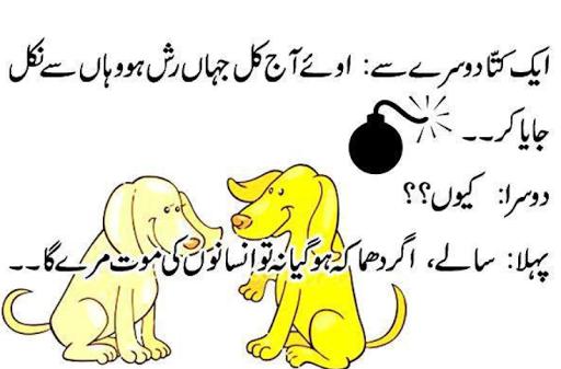 Urdu Latefay Jokes