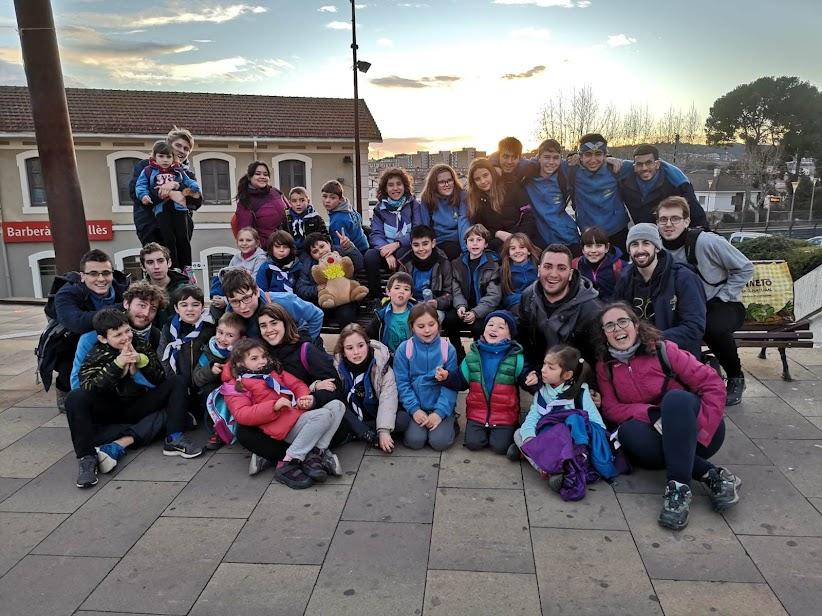 Excursió Gener 2019 - Collserola