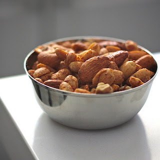 Spiced Cocktail Nuts