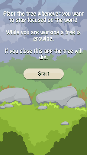 Forest Grows