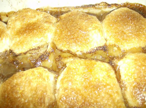 Mr Foods Apple Dumplings Recipe