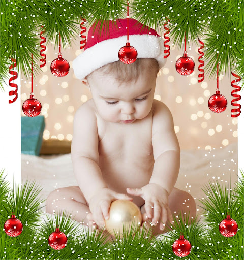 Christmas Picture Frames 2015