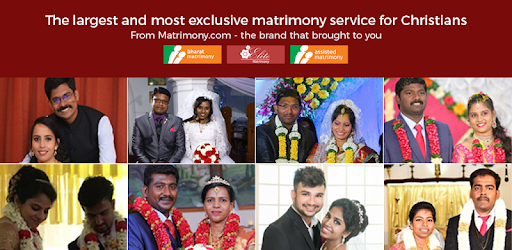 No 1 and Official Christian Matrimony® App - Apps on Google Play