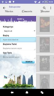 BakuPoster - náhled