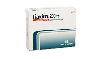Ifaxim 200Mg Cápsulas   Caja x14Cap. Procaps Rifaximina