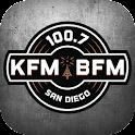 100.7 KFM-BFM San Diego, CA