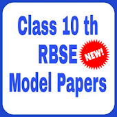 Class 10 Model Papers 2019 RBSE