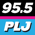 95.5 WPLJ icon